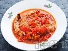 Рецепта Паприкаш с пилешко месо